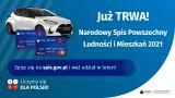 """Loteria """"Narodowego Spisu Powszechnego Ludności i Mieszkań 2021"""""""